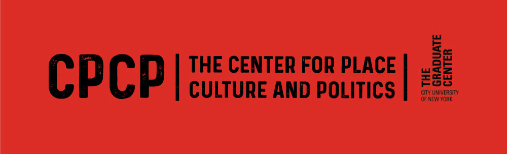 Center for Place, Culture and Politics